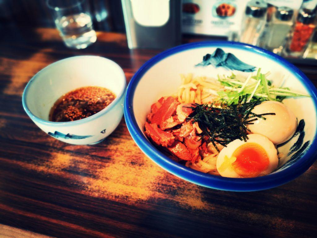 afuri 原宿 (阿夫利 あふり) ゆずつゆつけ麺