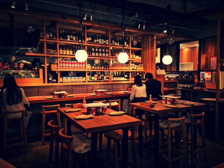 ワインの酒場。DiPUNTO 大宮東口店