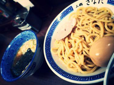 つけめん さなだ (三郷でも一番おいしいと評判だったつけ麺、北千住へ移転)