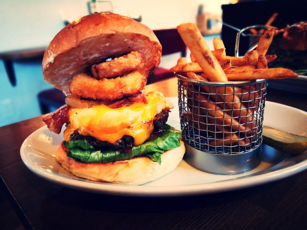 ボッサバーガー bossa burger