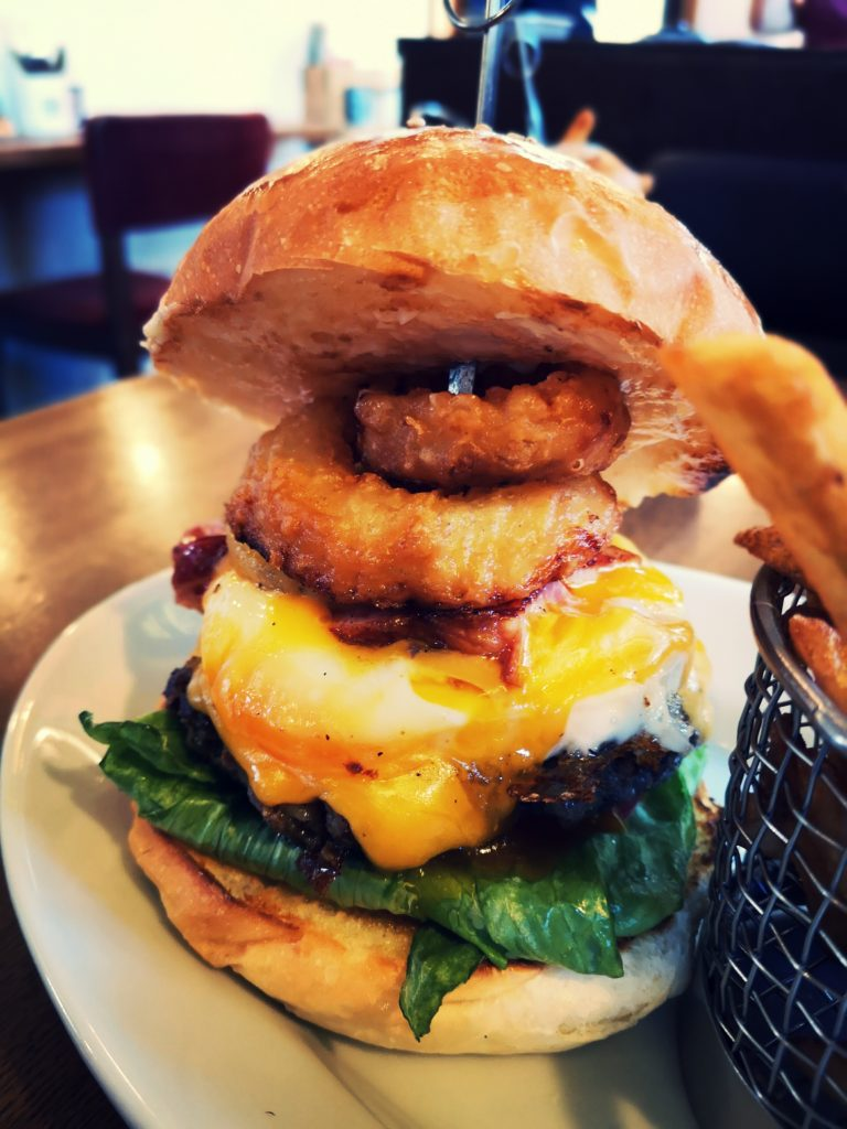 bossa burger ボッサバーガー