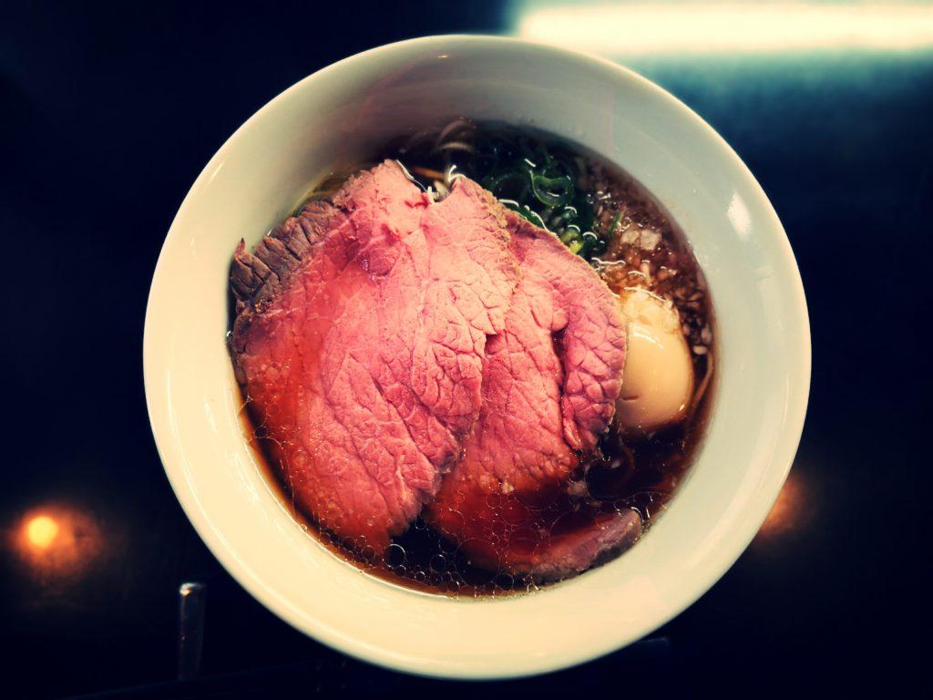 牛骨らぁ麺マタドール 贅沢焼牛らぁ麺